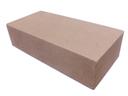 Кирпич №6 Цвет: тёмно-коричневый (силикатный лицевой одинарнай) Марка: м-200 Размер: 250х120х65 На поддоне: 392шт.