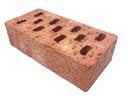 Кирпич№12 Цвет: красный (бут щелевой) Марка: м-100 Размер: 250х120х70 На поддоне: 416шт.