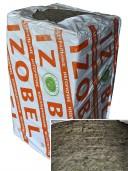 Утеплитель IZOBEL (Изобел) П-75 (1000*600*50мм) 5,4м20,27м3  Утеплитель IZOBEL (Изобел):   - натуральный негорючий материал эконом класса (ГОСТ 957396); - высококачественные легкие гидрофобизированные теплоизоляционные плиты на основе базальтовых горных пород; - негорючий материал (группа горючести НГ), температура плавления волокон составляет свыше 1100 градусов.   Утеплитель IZOBEL (Изобел) обладает следующими свойствами:  - высокими теплоизоляционными характеристиками; - стабильностью геометрических размеров; - стабильностью объема и формы; - низким водопоглощением; - высокими звукоизоляционными свойствами; - высокими прочностными характеристиками; - долговечностью.  Утеплитель IZOBEL (Изобел) применяется, в гражданском и промышленном строительстве в качестве ненагружаемой тепло-; звуко- и пожароизоляции:  - утепление скатных кровель; - в качестве изоляционного слоя в акустических перегородках; - утепление вертикальных и наклонных стен; - утепление мансардных помещений; - утепление чердачных перекрытий всех типов зданий; - утепление внутренних перегородок; - утепление полов (в том числе первого этажа) с покрытием всех типов по несущим лагам   с укладкой утеплителя между лагами; - изоляция вентиляционных и отопительных систем; - изоляция резервуаров, трубопроводов, холодильных установок, воздуховодов и промышленного оборудования при температуре изолируемой поверхности от -60 до +400° С.