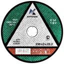 Кратон 230х3х22,2 круг отрезной для резки камня C24TBF 8600 об/мин