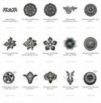 Главная → Металлоизделия → Элементы ковки → Прочее